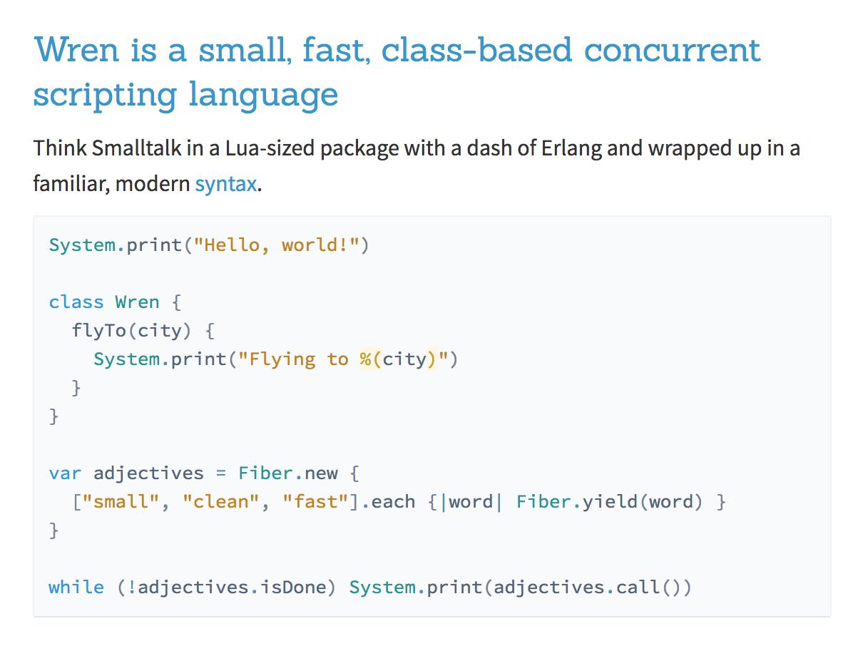 dev log #5 - language